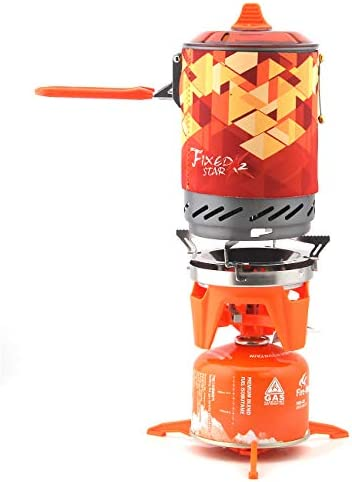 Fire-Maple Fixed Star Camping Stove Backpacking Stove Cooking System