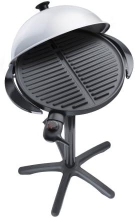 Steba VG250 Barbecue Électrique sur Trépied ou de Table Noir 1800 W