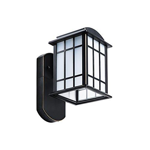 Kuna Smart Companion Light (Camera-Less) - Craftsman Bronze - Works with Amazon Alexa