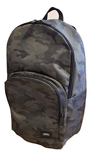 Vans Alumni Camo Backpack School Bag