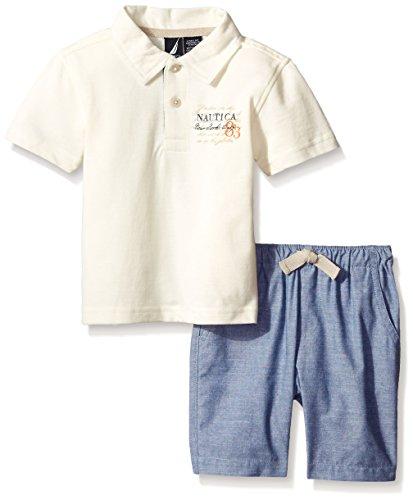Nautica Baby Boys Piece Short