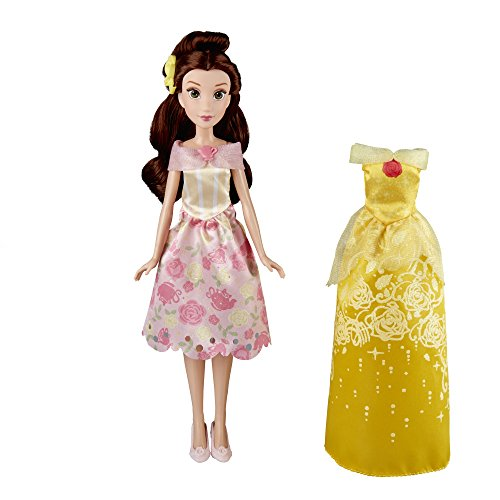 Disney Princess Belle's Tea Party Styles -