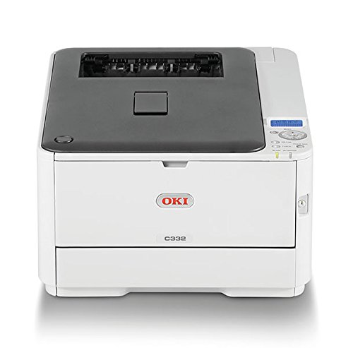 Oki C300 C332dn LED Printer - Colour - 1200 x 600 dpi Print - Plain Paper Print - - Usa Oki
