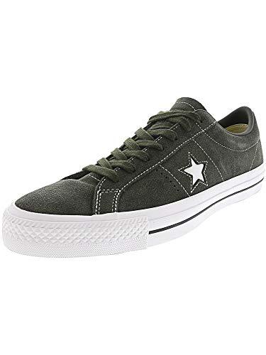 (Converse One Star Pro Ox Unisex Sequoia/White Skate Shoes Men's 10.5M/Women's)