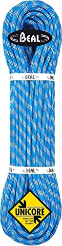Beal Ice Line 8.1mm Rope Blue - Golden Dry, 70m
