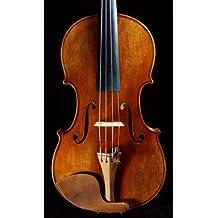 D Z Strad Antique Guarneri Del Gesu 1743 Cannone Violin Copy