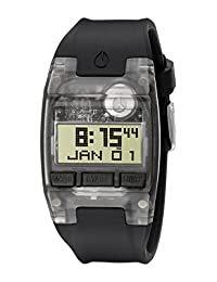 Nixon Unisex The Comp S All Black Watch