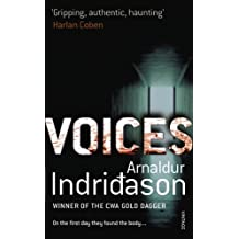 By Arnaldur Indridason Voices [Mass Market Paperback]