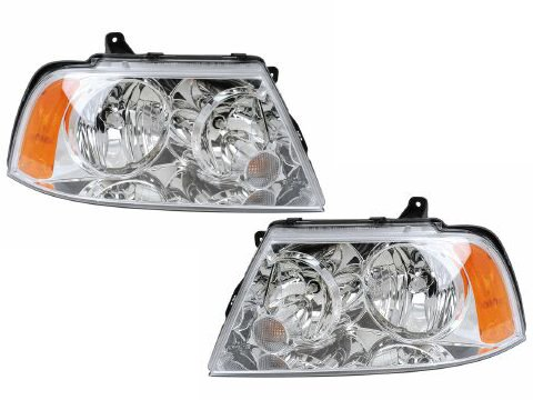front-headlight-lincoln-navigator-head-light-set
