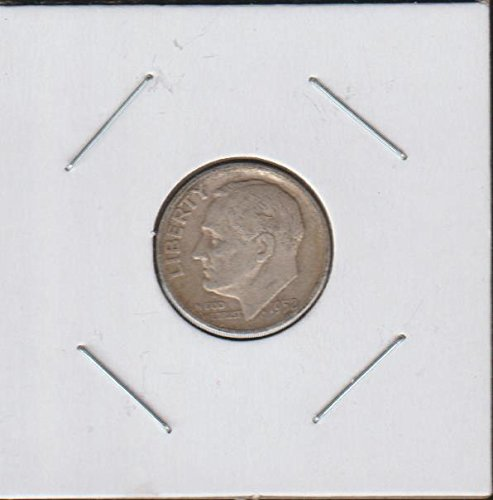 1952 Silver Dime - 1952 S Roosevelt (1946-to Date) Dime Very Fine