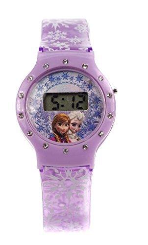 Uhren & Schmuck Eisprinzessin Begeistert Armbanduhr