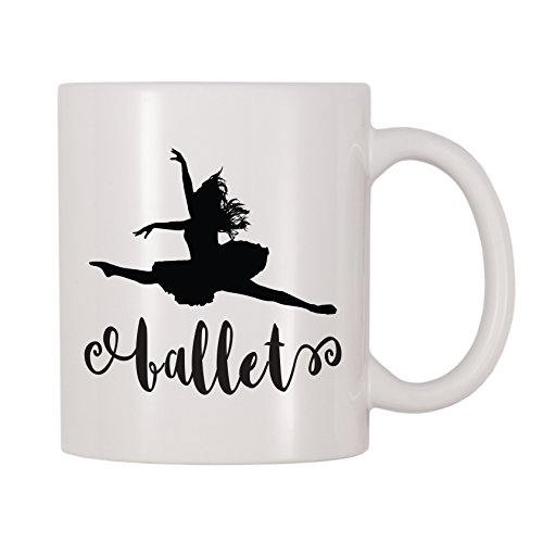 4 All Times Ballet Coffee Mug (11 oz)