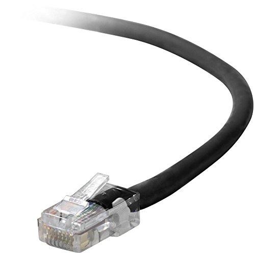 Cable,CAT5E,UTP,RJ45M/M,30',BLK,Patch ()