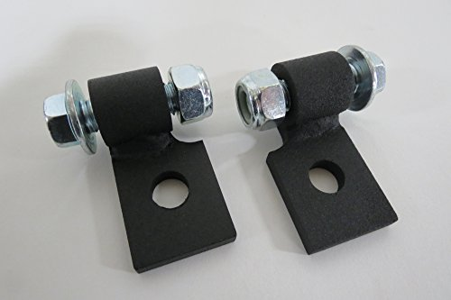 Lap Belt Harness Mounting Tabs for RZR xp1000 and RZR 900