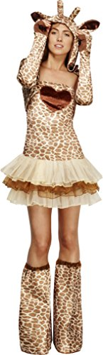 Fever Women's Giraffe Costume