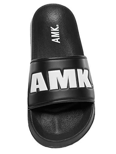AMK Originals Schlappos 187 Schwarz