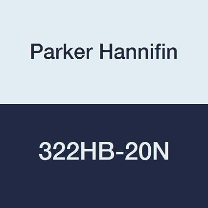 1 1//4 Hose Barb x 1 White Pack of 5 1//4 Hose Barb Parker Hannifin Corporation Nylon 1 Parker Hannifin 322HB-20N-pk5 Par-Barb Union Connector Fitting 1//4 Hose Barb x 1 1//4 Hose Barb