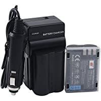 DSTE 2x BLM-1 Battery + Travel and Car Charger Adapter DC11 for Olympus EVOLT E-300 E-330 E-500 E-510 C-5060 C-7070 C-8080 E-1 E-3 E-30 E-520 as PS-BLM1