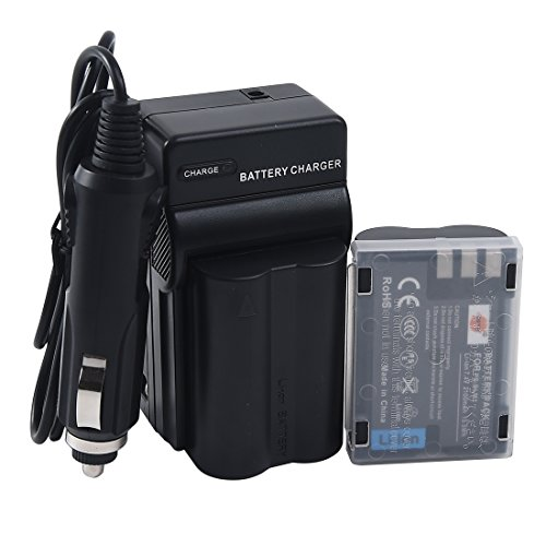 DSTE 2x BLM-1 Battery + Travel and Car Charger Adapter for sale  Delivered anywhere in USA