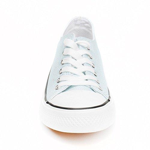 Ideal Effet craquelé Baskets Shoes Charlotte Basses à zaxIzrq