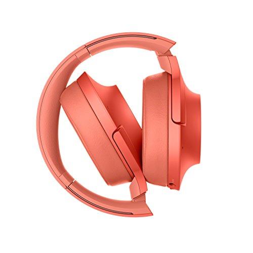Sony WHH900N - Auriculares de Diadema inalámbricos (H.Ear, Hi-Res Audio, cancelación de Ruido, Sense Engine, Bluetooth, Compatible con aplicación Headphones ...
