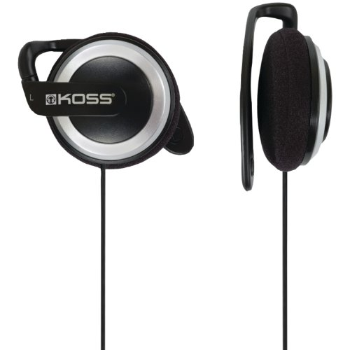 (Koss KSC21 SportClip Clip-On Headphones)