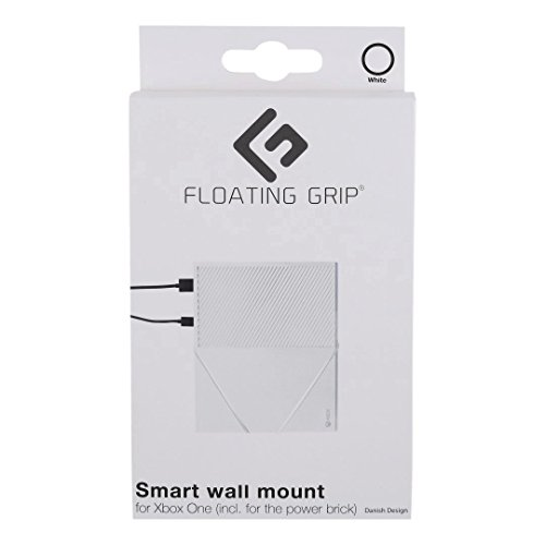 FLOATING GRIP® Xbox One, vertical wire wall mount , Patent