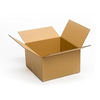 PRATT pra0232 100% reciclado cartón corrugado caja, 16