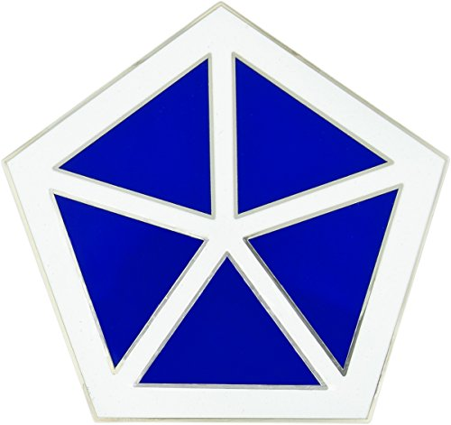 5th Corps CSIB - Combat Service Identification -