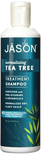 Price comparison product image Jason Natural Cosmetics Tea Tree Oil Shampoo, 17.5 oz