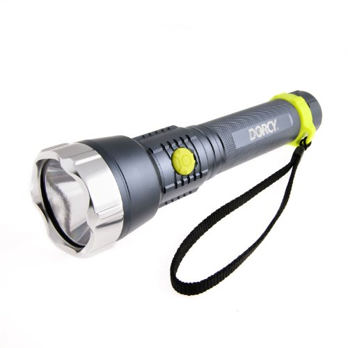 Gear Metal Dorcy (Metal Gear XLM Water Resistant LED Flashlight)