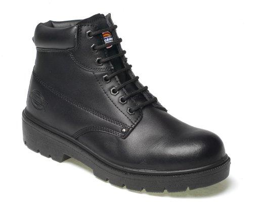 Dickies Sicherheitsstiefel Super Safety Antrim S1-P schwarz BK 4, FA23333