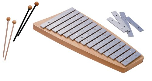 Sonor Meisterklasse Tenor-Alto Glockenspiels Diatonic Tenor-Alto, Tag 19 Diantonic Tenor-Alto, Tag 20