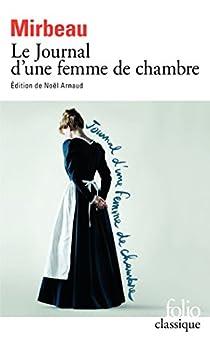 Le Journal D Une Femme De Chambre Octave Mirbeau Babelio
