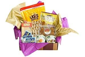 Taste Guru One Month Box of Gluten Free Foods and Snacks