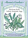 Heirloom Sage, Italian, Aromatic