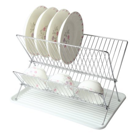 Wire Dish Rack With Tray by Megachef