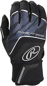 Workhorse Batting Glove Black XL