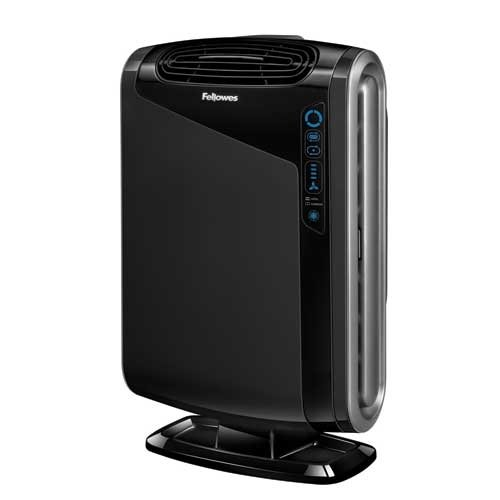 Fellowes 9286201 AeraMax 290 Large Room Air Purifier for Allergies