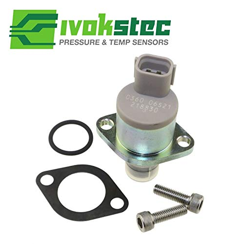by SOMITI Oil Pressure Regulator Brand New Engine Parts Fuel Metering Valve Suction Control SCV Valve for Nissan Cabstar Navara Pathfinder A6860|VM09A 2942000360