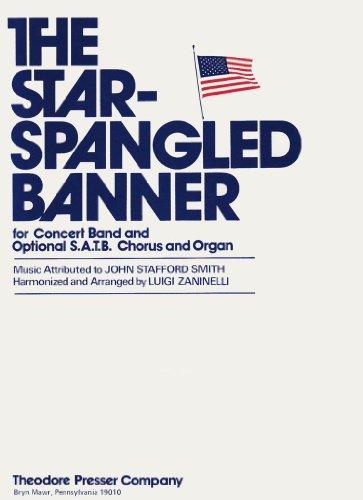 The Star-Spangled Banner (Banner Star Clarinet Spangled)