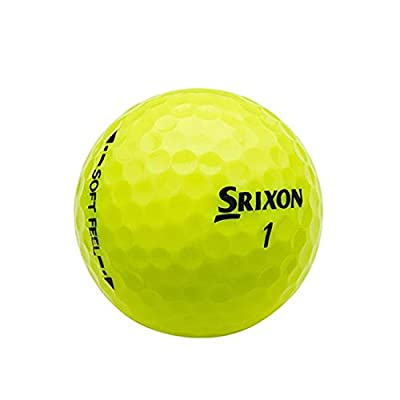 Srixon Soft Feel Golf Balls (One Dozen)