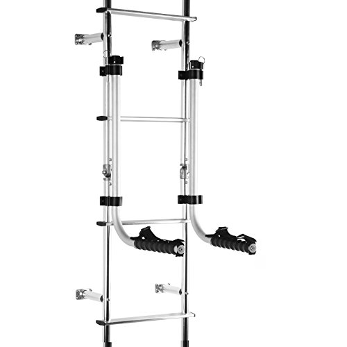 Stromberg Carlson LA-104 RV Ladder Chair Rack ()