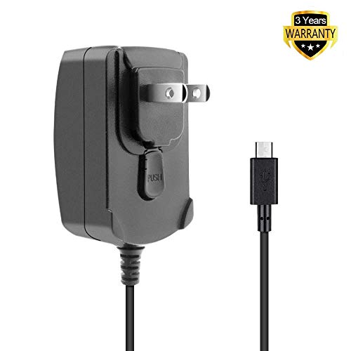 TFDirect 5V 2A Power AC Adapter Charger for Amazon Fire Kids Edition Tablet/All-New Fire 7 Kids Edition Tablet/Kindle eReaders All Series Power Supply