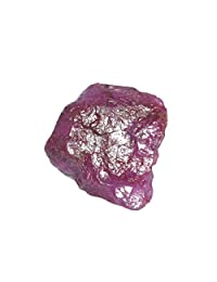 13.50 Ct. AAA++ Quality Certified Raw Rough Natural Red Ruby Healing Stone for Jewelry DS-513