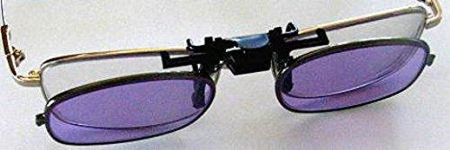 93f95eb1db Amazon.com   Devardi Glass Didymium Clip-On Flip-up Safety Glasses for  Lampwork