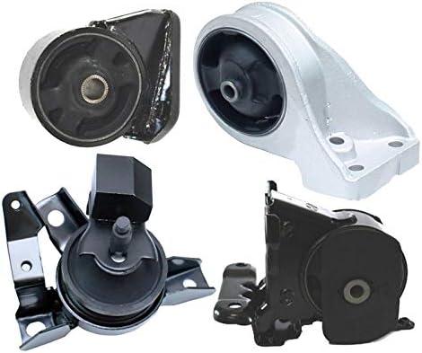 A7150 A71080 K2298 Fits 2007-2009 Hyundai Santa Fe 2.7L w//AUTO Motor /& Trans Mount Set 4pcs : A7175 A7166