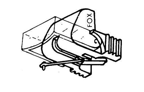 AGUJA MAGNETICA FOX 722 DST W: Amazon.es: Bricolaje y herramientas