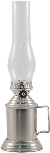 Vermont Lanterns Brass Tavern Mug Oil Lamp – Wall Lantern Pewter 11.5