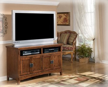 Cross Island Medium Television Console